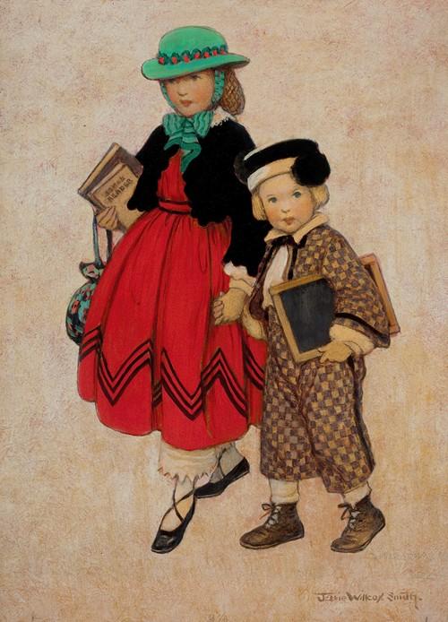 Good Housekeeping Magazine cover (1924)
