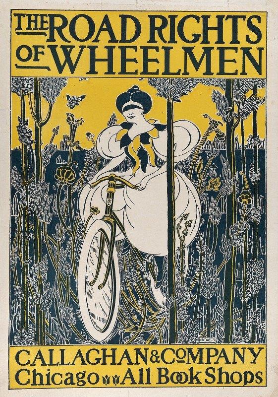 E. Nadall - The Road Rights of Wheelmen