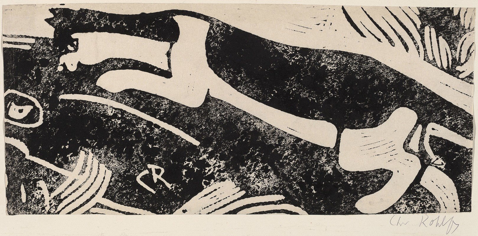 Christian Rohlfs - Cat and Mouse