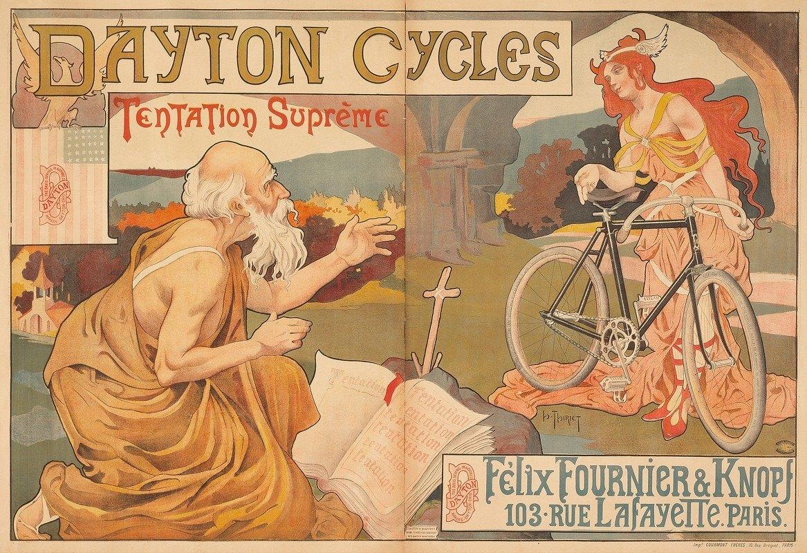 Henri Thiriet - Dayton Cycles