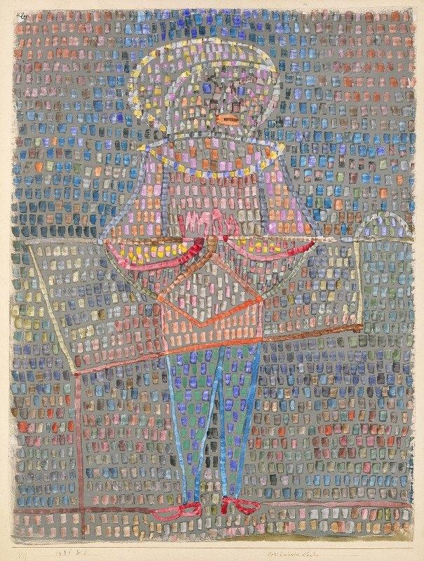 Paul Klee - Boy in Fancy Dress