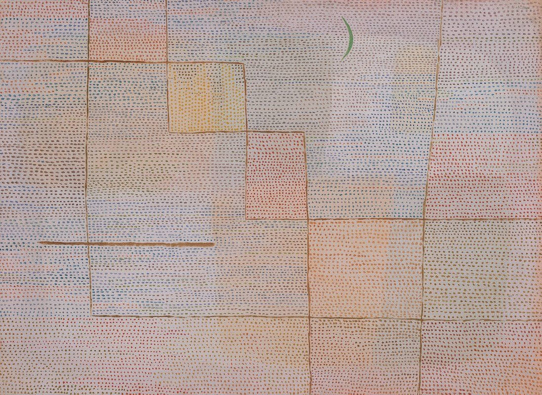 Paul Klee - Clarification