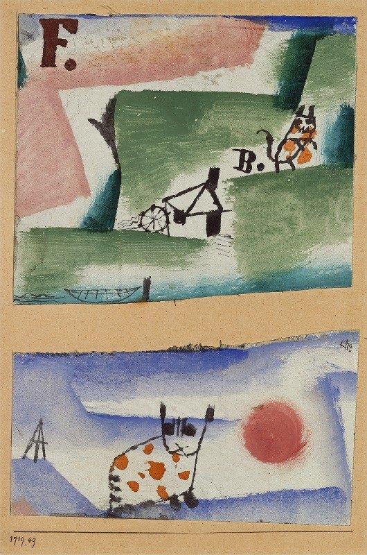Paul Klee - Tomcat's Turf
