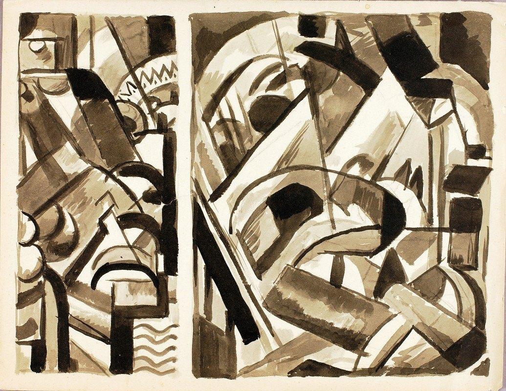 Carl Newman - Abstract III