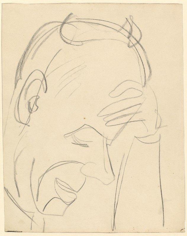 Ernst Ludwig Kirchner - Porträt