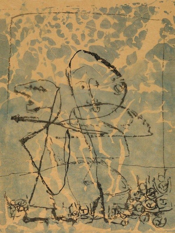 Paul Klee - Public Duel