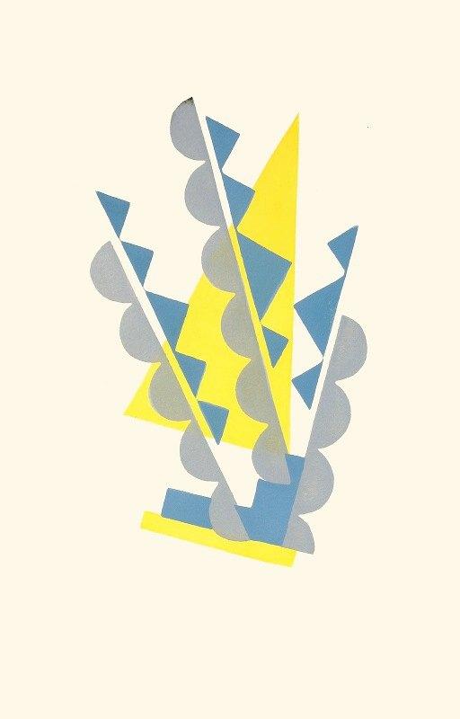 Serge Gladky - Fleurs, Texte Et Vingt-Six Planches En Couleurs Pl 03