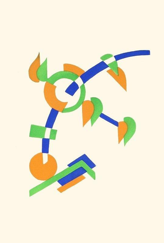 Serge Gladky - Fleurs, Texte Et Vingt-Six Planches En Couleurs Pl 16