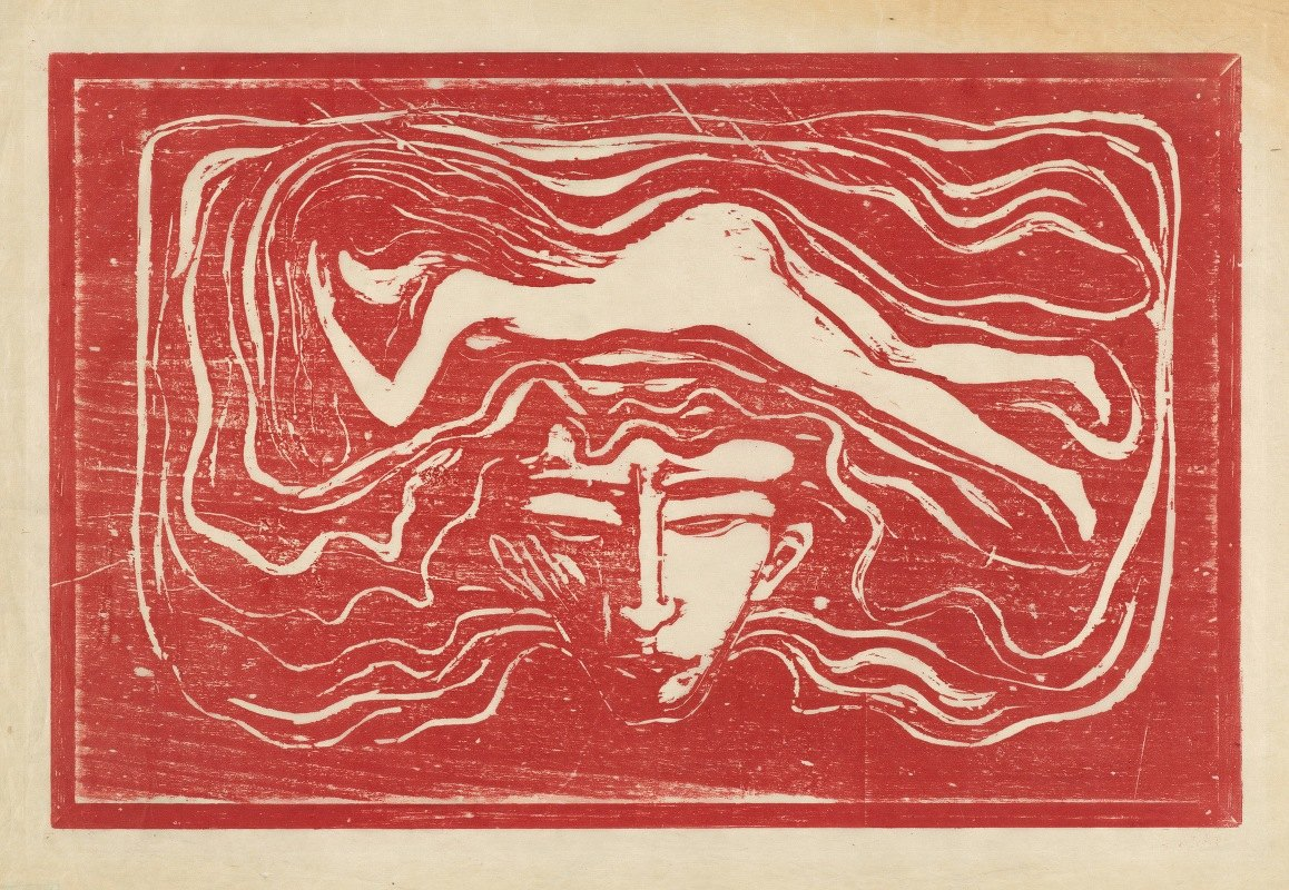 Edvard Munch - In the Man's Brain