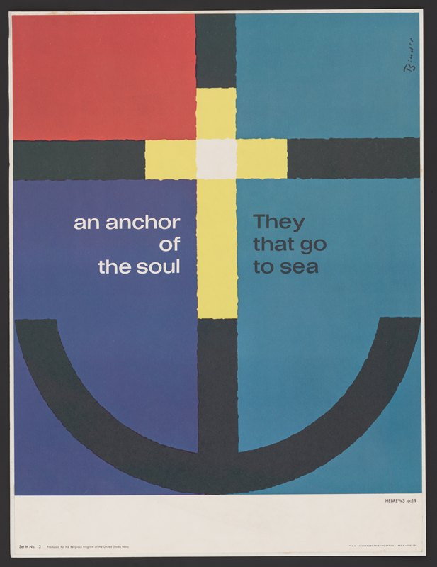 Joseph Binder - An anchor of the soul