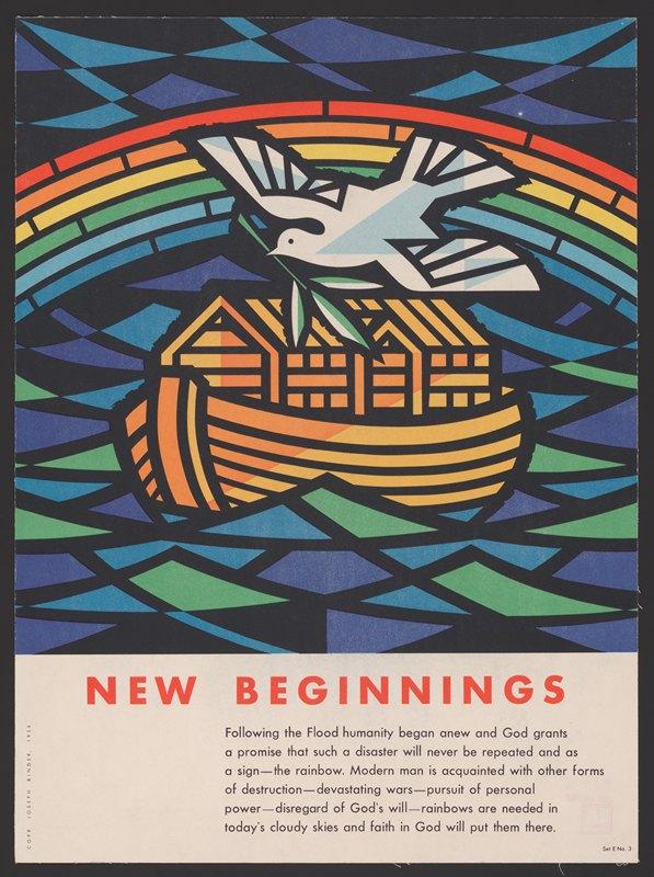 Joseph Binder - New beginnings