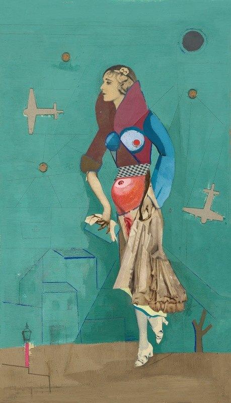 Karl Wiener - Frau, zwei Flugzeuge, Bomben