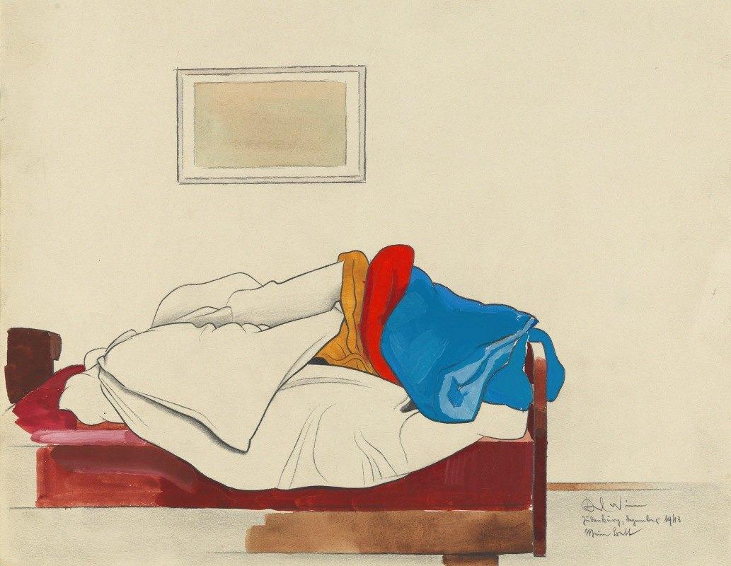 Karl Wiener - Mein Bett