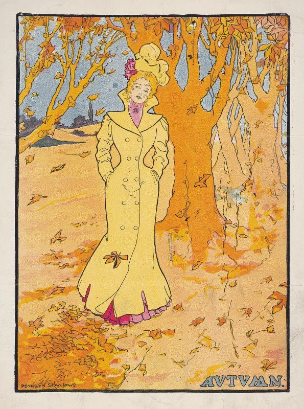 Penrhyn Stanlaws - Autumn