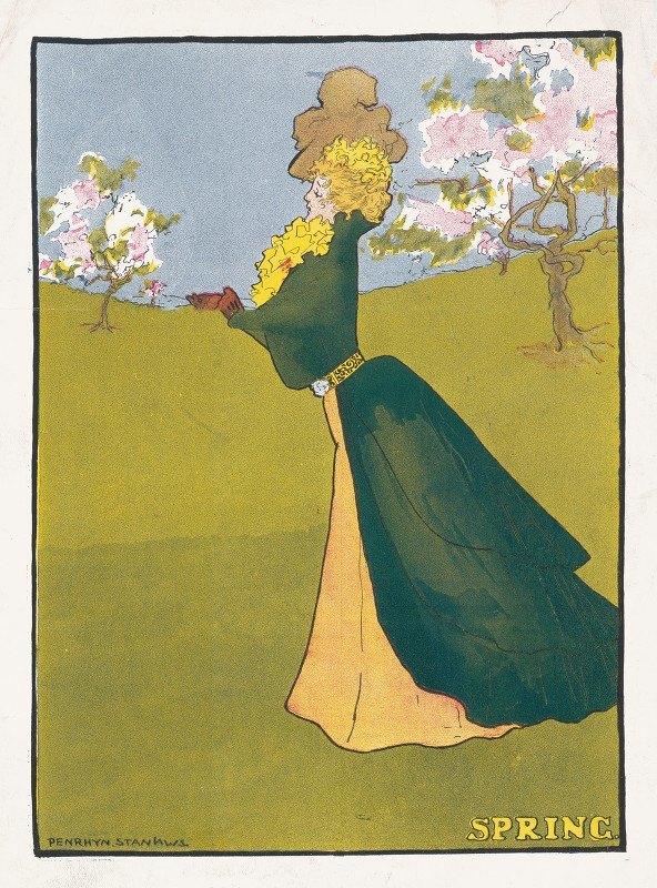 Penrhyn Stanlaws - Spring