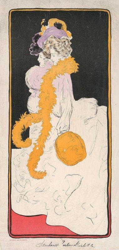Penrhyn Stanlaws - Stanlaws poster girl #2