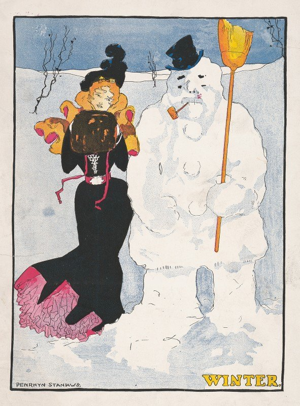Penrhyn Stanlaws - Winter