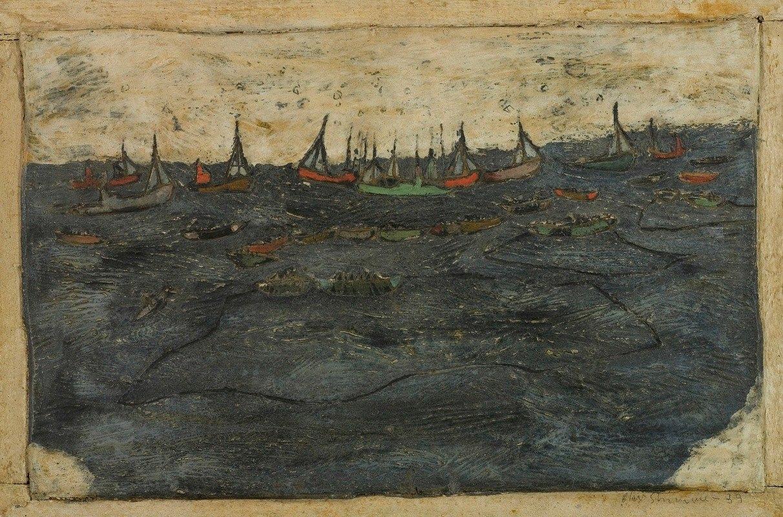 Olav Strømme - Fiskeflåte