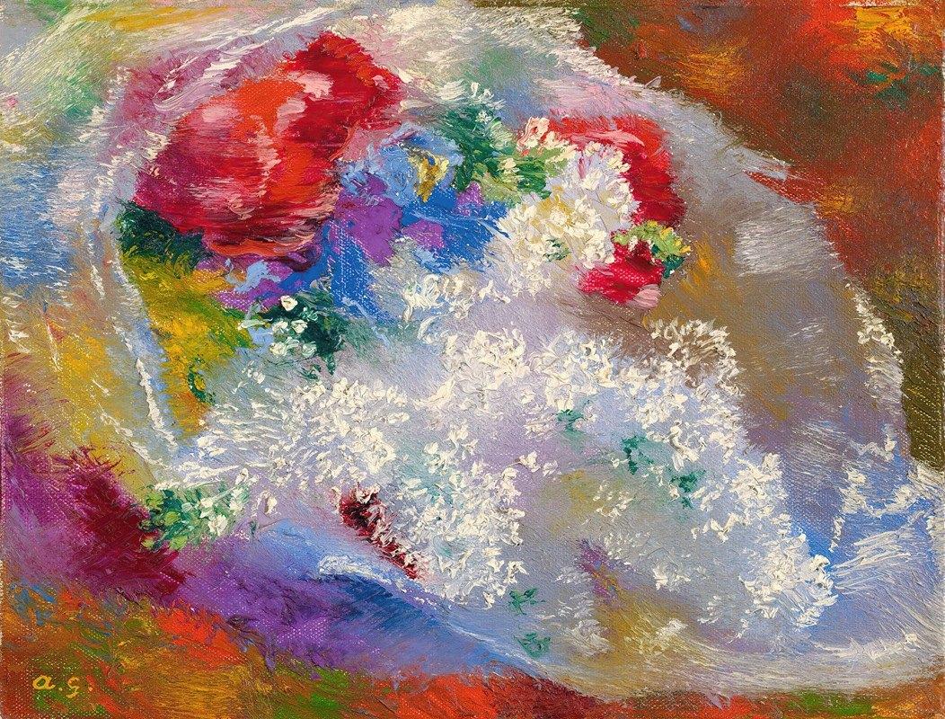 Augusto Giacometti - Lilac