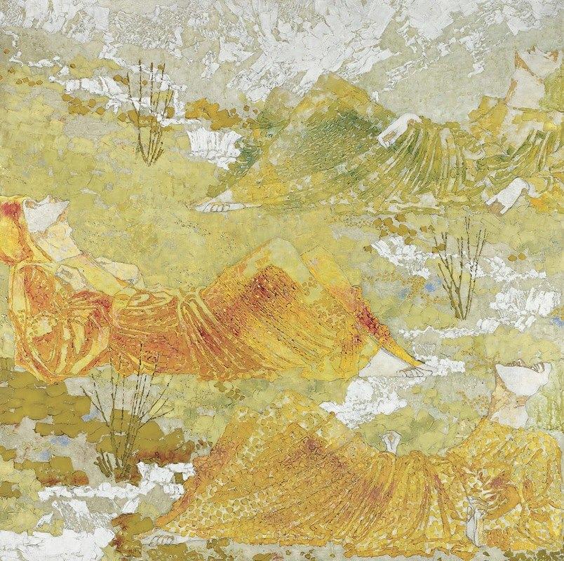 Augusto Giacometti - Tranquillity