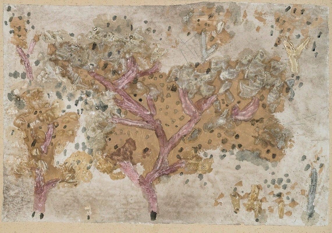 Paul Klee - Alte Bäume (Aged Trees)