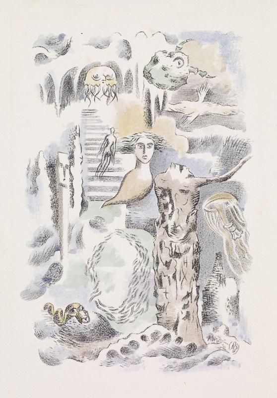 Paul Nash - Ghosts
