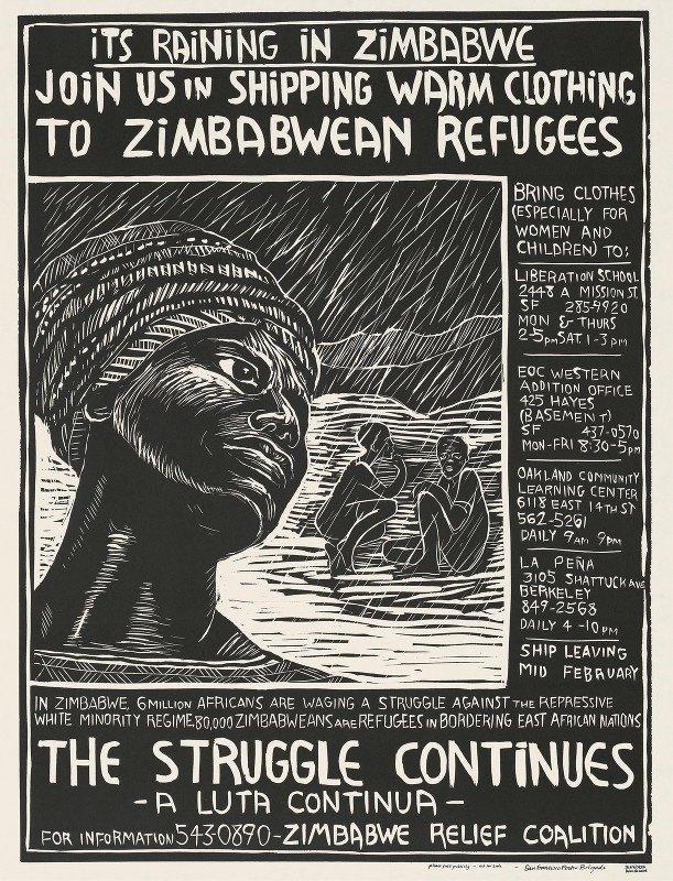 Rachael Romero - It's raining in Zimbabwe