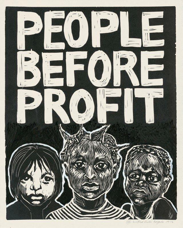 Rachael Romero - People before profit