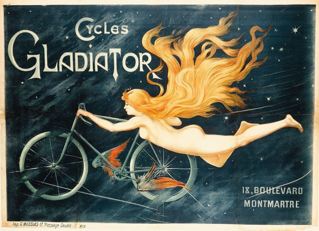 C.B. - Cycles Gladiator