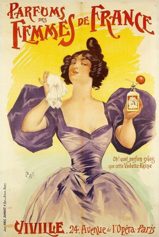 Jean de Paleologue - Parfums Des Femmes De France