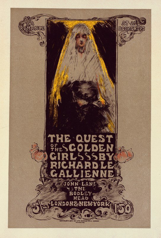 Ethel Reed - The Quest Of The Golden Girl