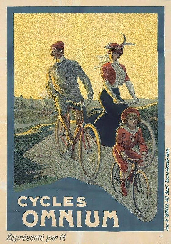 F. CAPELLI - Cycles Omnium