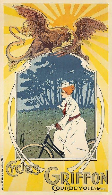 Ferdinand Misti-Mifliez - Cycles Griffon