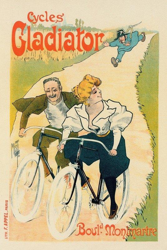 Ferdinand Misti-Mifliez - Cycles Gladiator