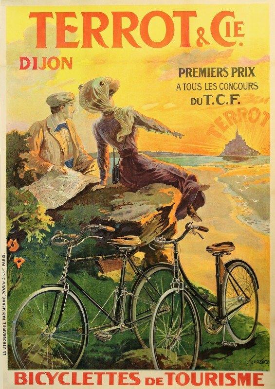 Nicolas Tamagno - Terrot And Cie. Dijon Bicyclettes De Tourisme