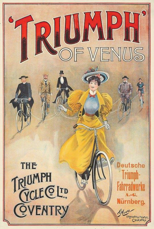 G. Moore - Triumph