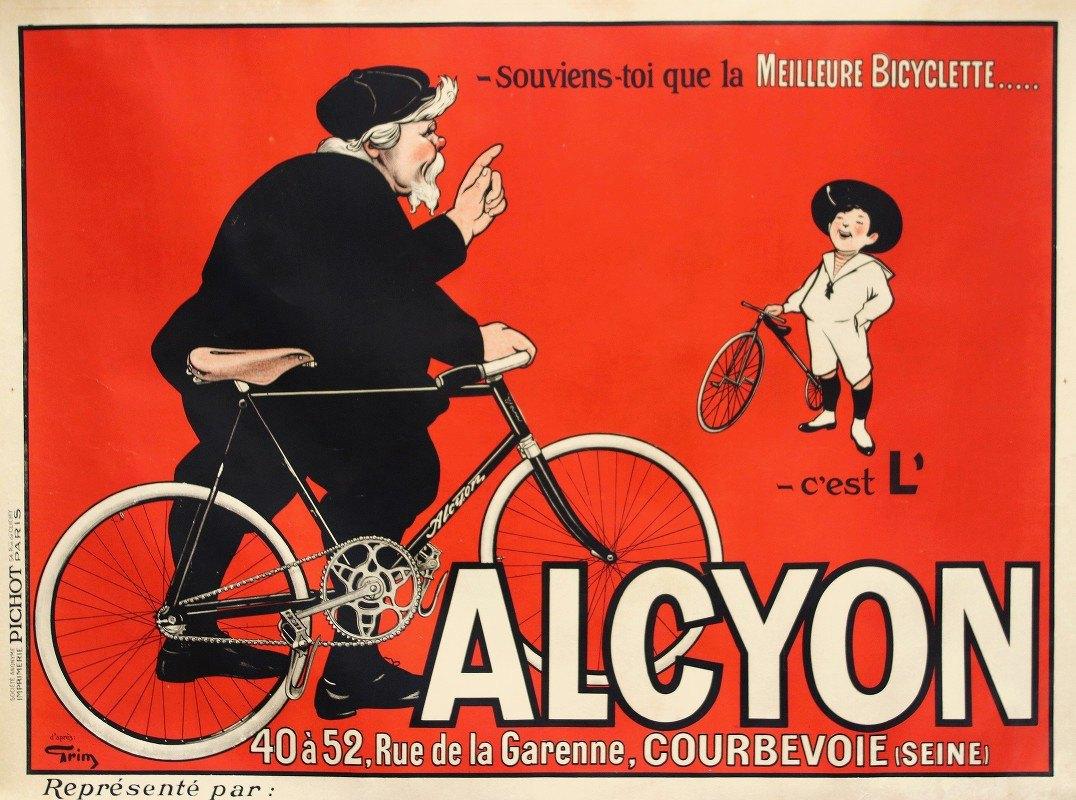 Grim - Souviens-Toi Que La Meilleure Bicyclette…