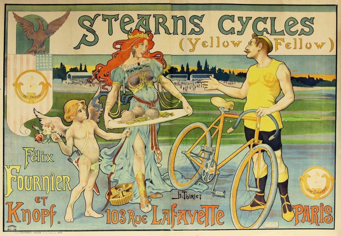 Henri Thiriet - Stearns Cycles