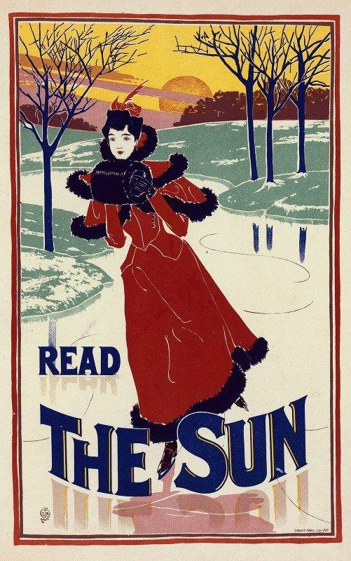 Louis Rhead - The Sun