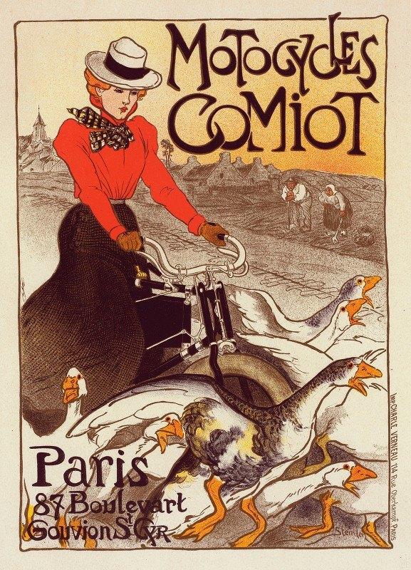 Anonymous - Motocycles Comiot