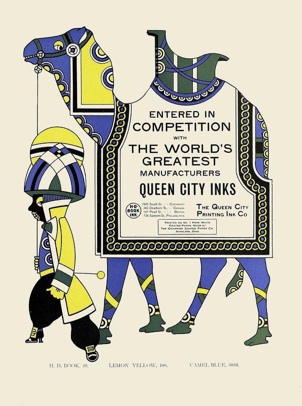 Augustus Jansson - Queen City Ink, Ad. 28