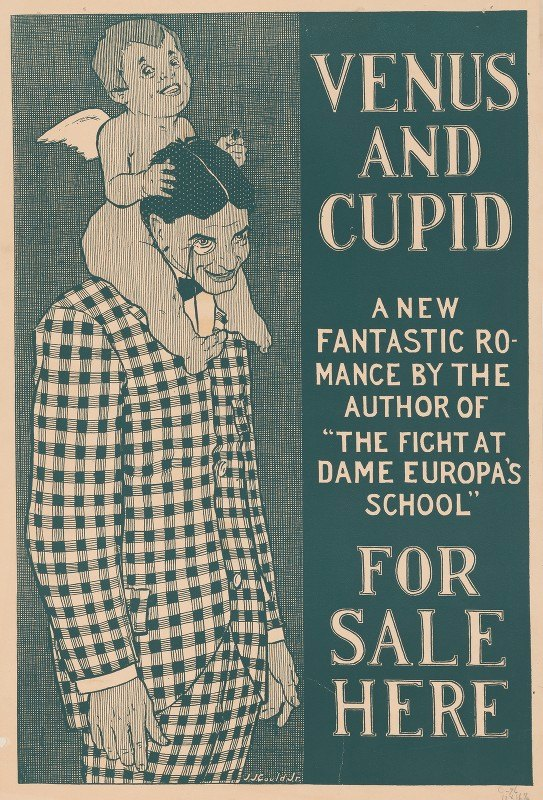 Joseph J. Gould, Jr. - Venus and cupid