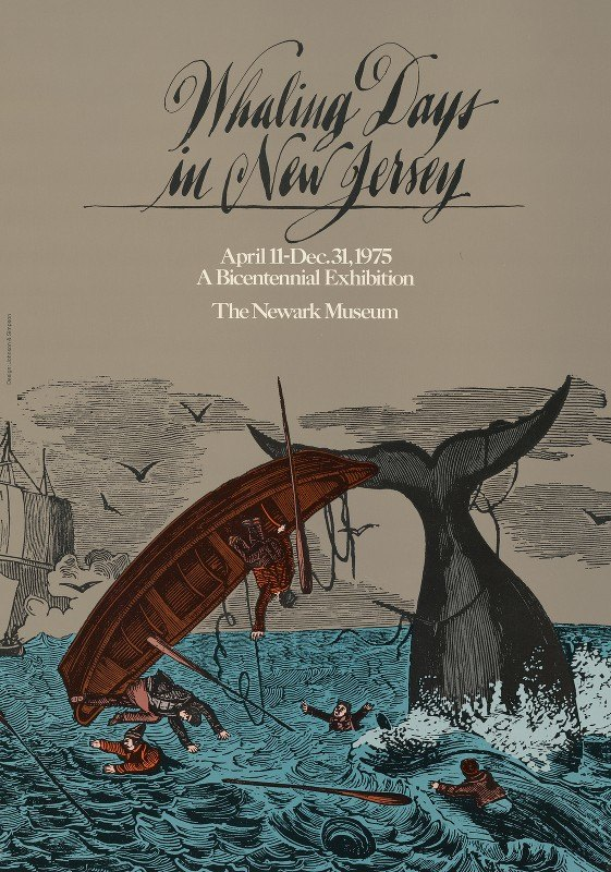 Anonymous - Whaling days in New Jersey