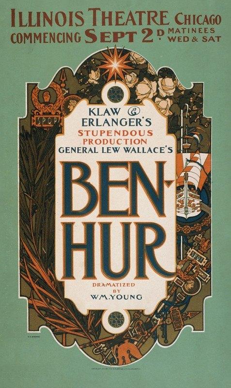 Strobridge and Co - Ben-Hur