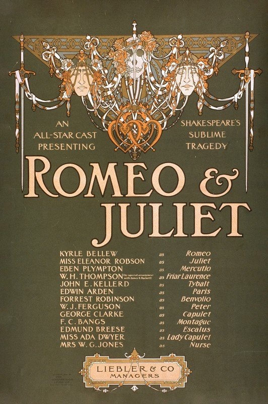 Strobridge and Co - Romeo and Juliet