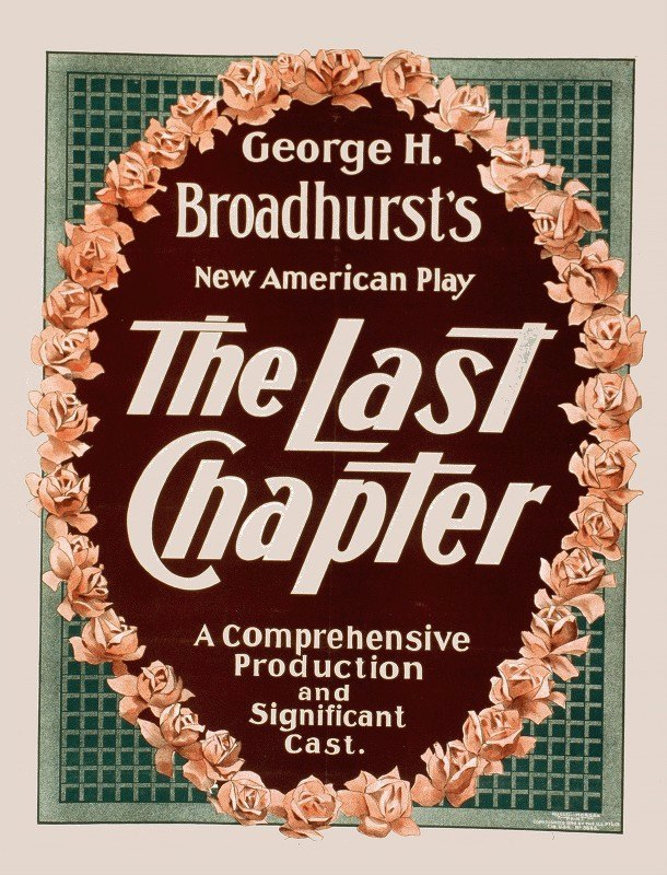 U.S. Lithograph Co. - The last chapter