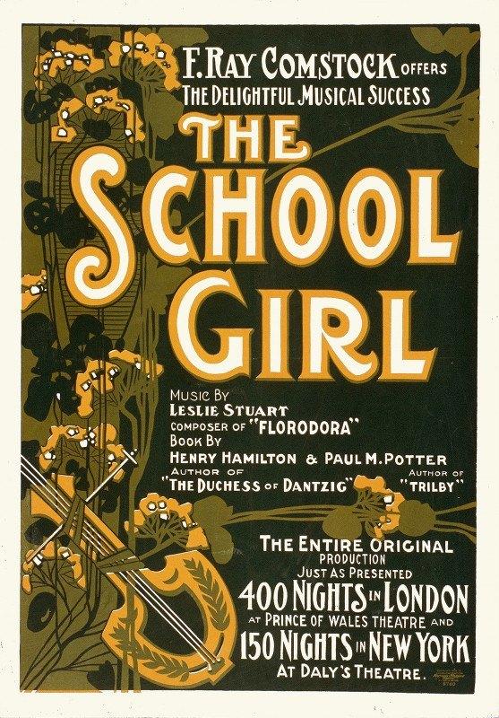 Anonymous - The school girl