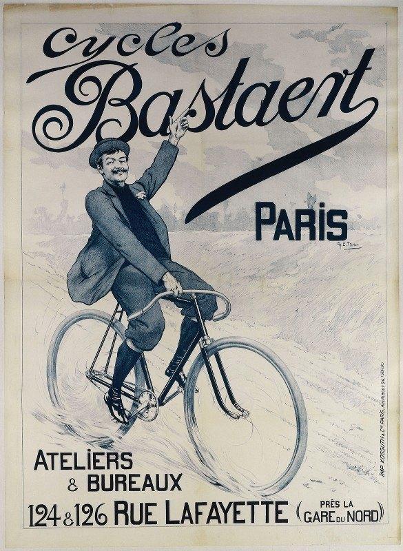 Ch. Tichon - Cycles Bastaent Paris