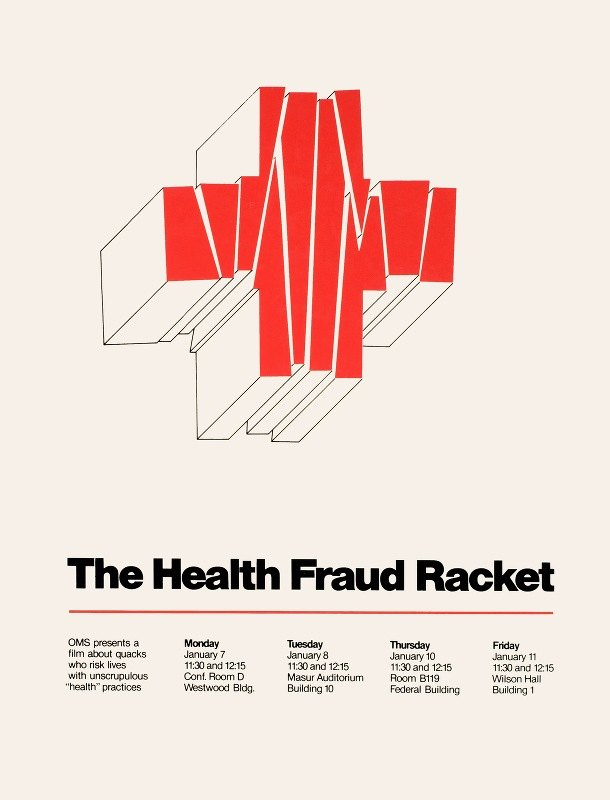National Institutes of Health - The health fraud racket