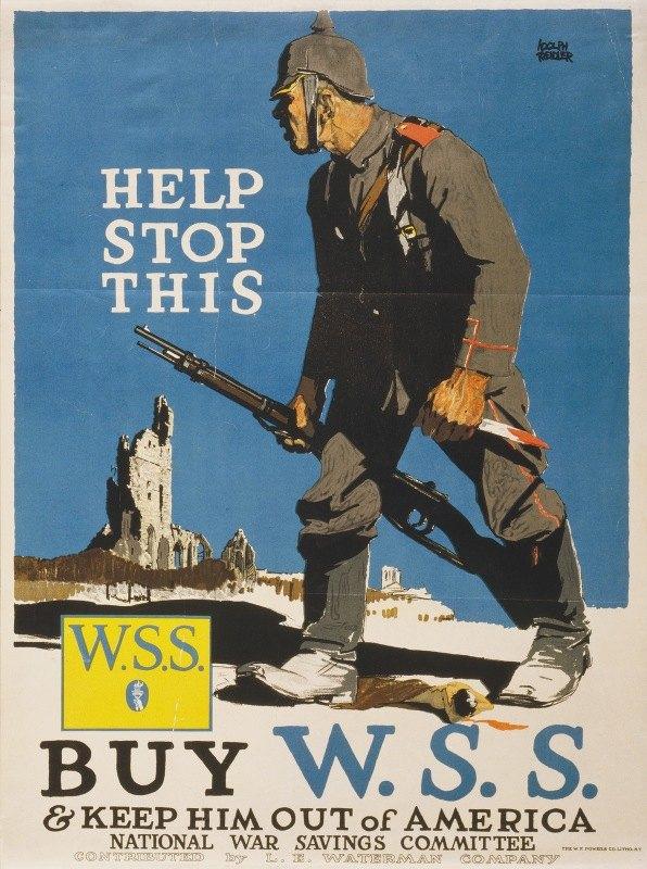 Adolph Treidler - Help stop this